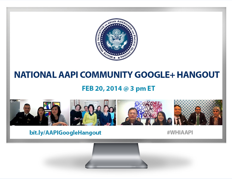 National AAPI Community Google+