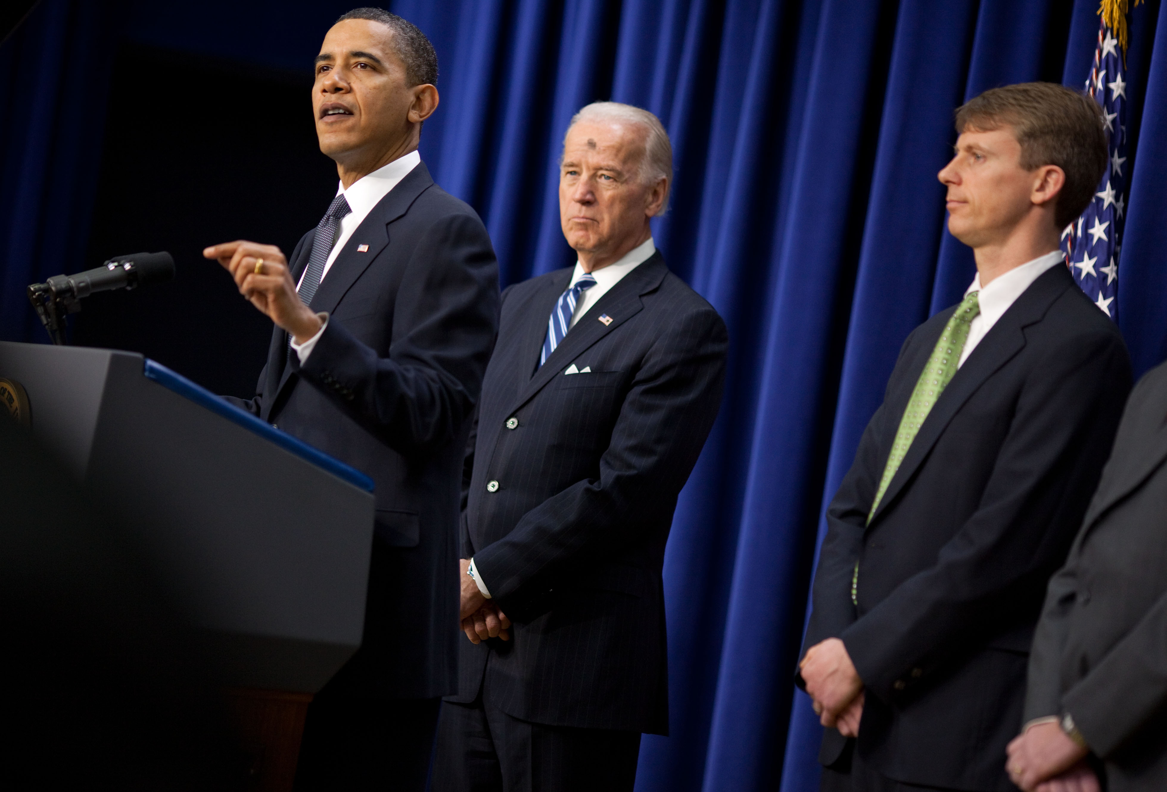 The President, Vice President, and Small Business Owners Mark the First Anniversary of the Recovery Act