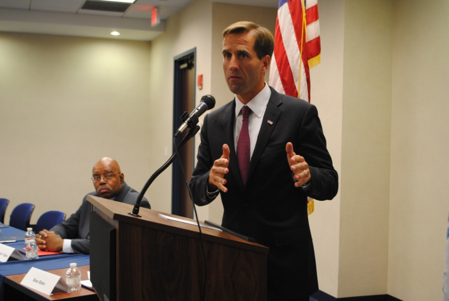 Delaware Attorney General Beau Biden Domestic Violence