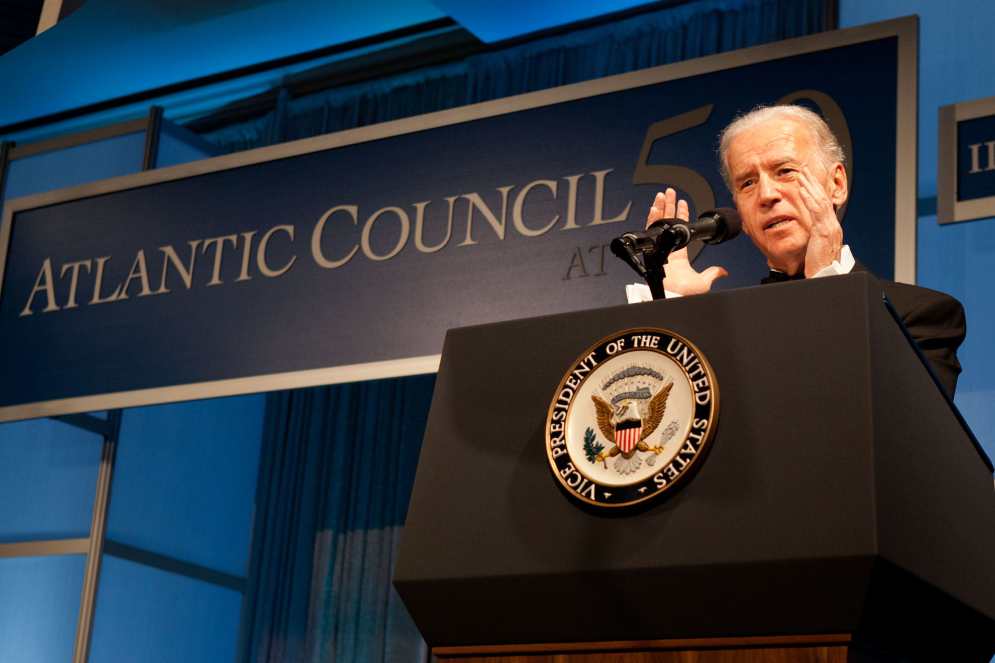 Vice President Biden Speaks at the 50th Anniversary Celebration of the Atlantic Council