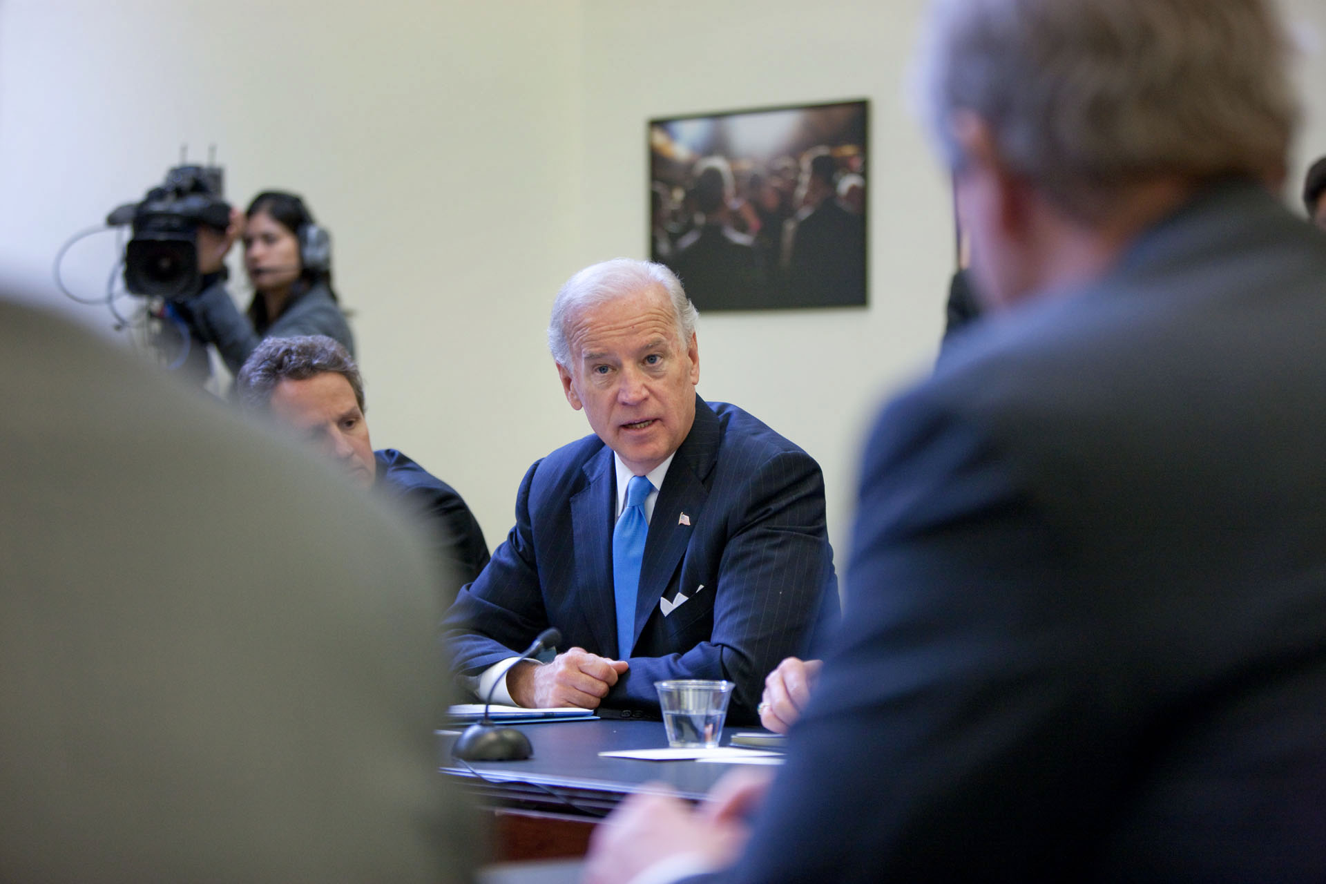 Vice President Biden at Middle Class Task Force Year One Wrap-up