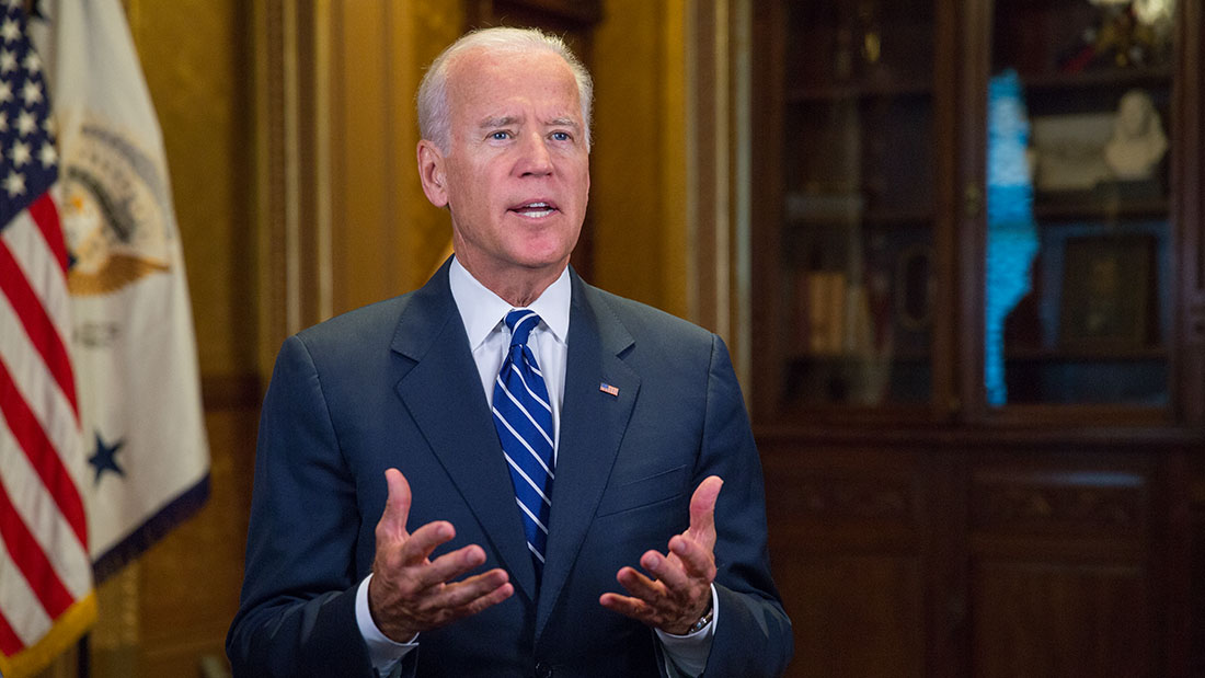 Vice President Biden Delivers the Weekly Address
