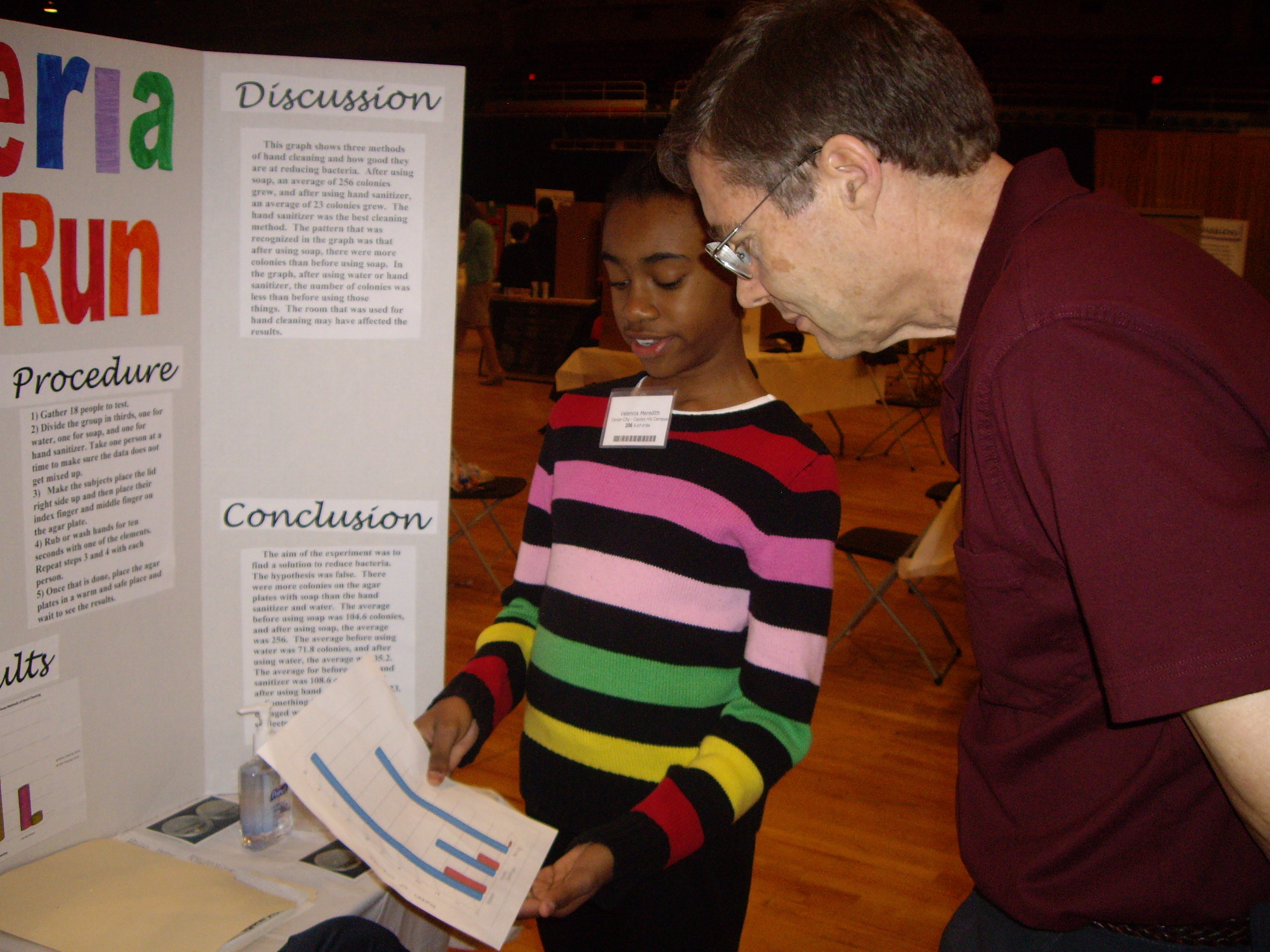 DC Science and Engineering Fair 1