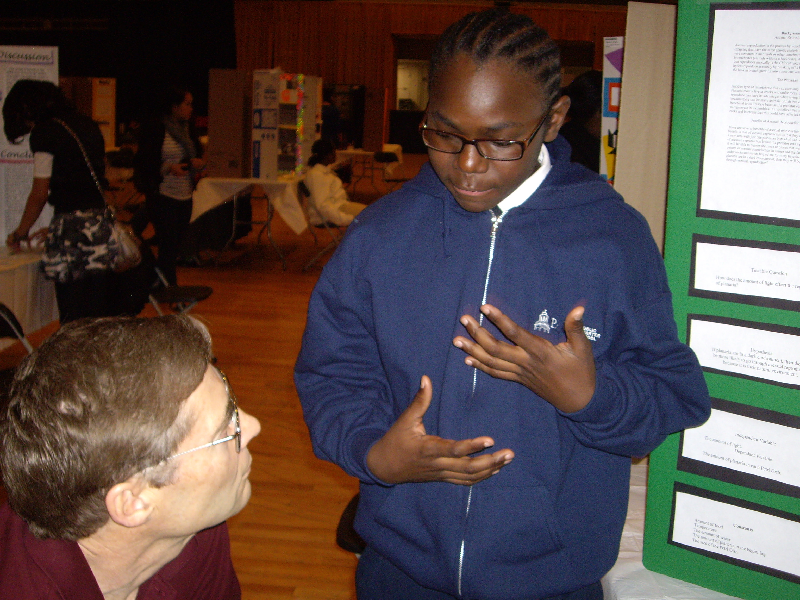 DC Science and Engineering Fair 2