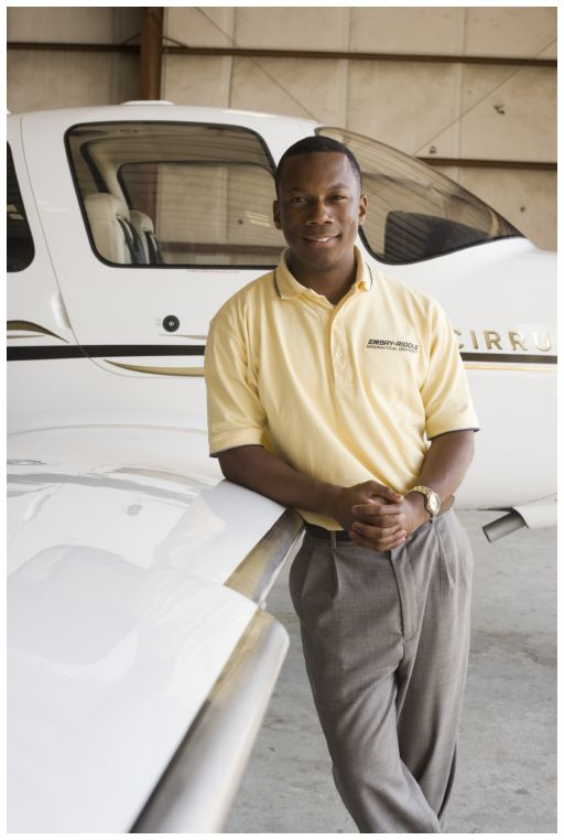 Jamail Larkins is the President and CEO of Ascension Aircraft