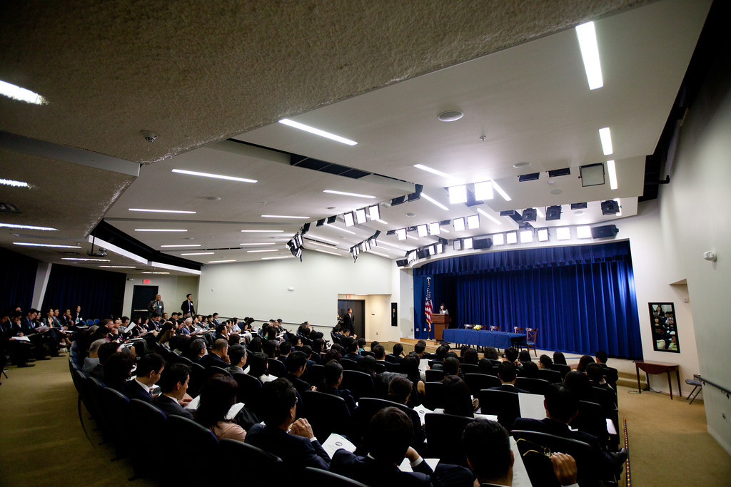The White House and the Council of Korean Americans Host a Briefing for Korean American Leaders