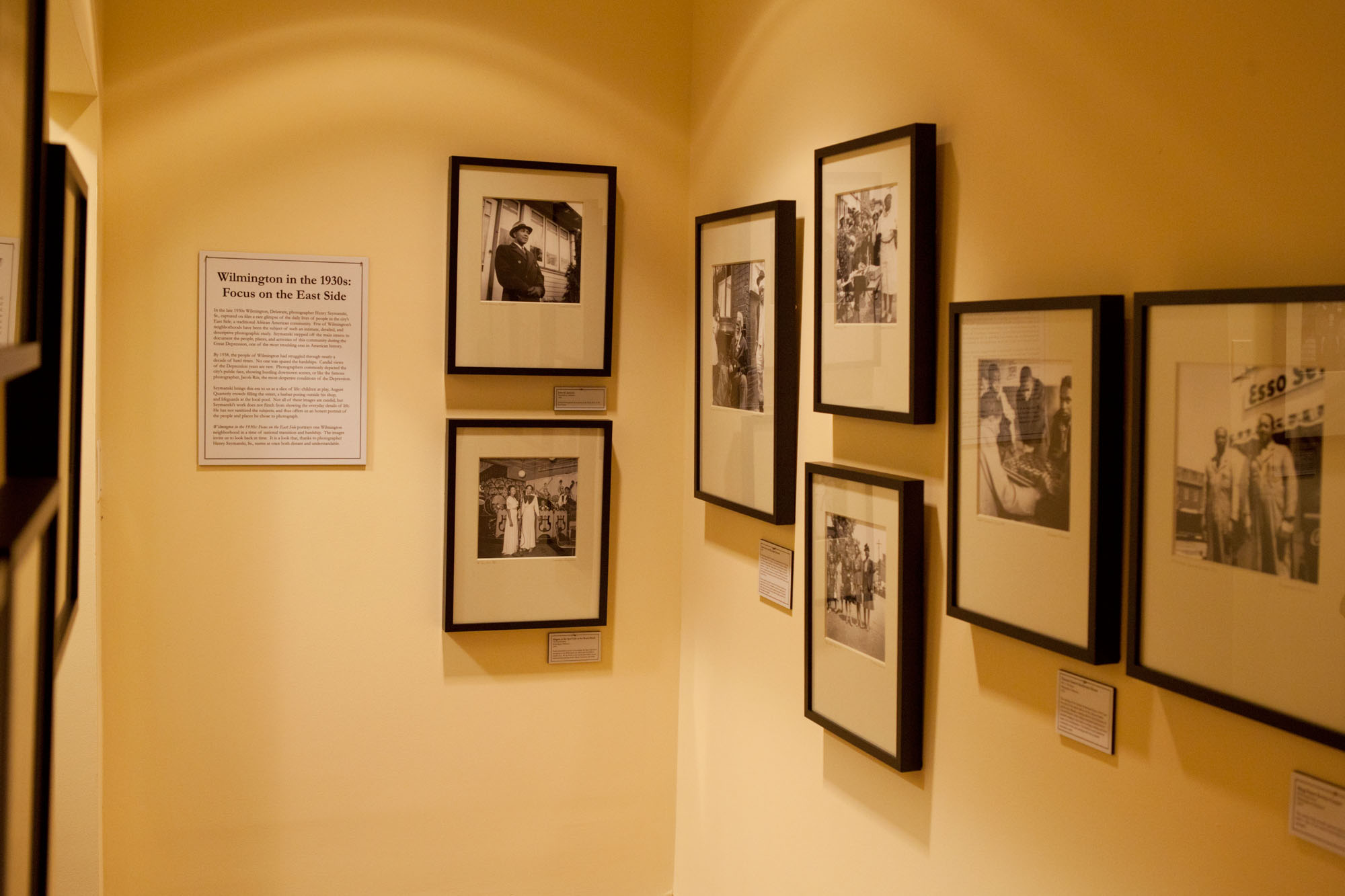On Display: Photos from the Delaware Historical Society showcased during the 3rd Annual Black History Month Reception