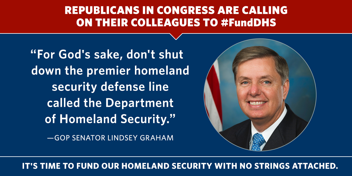 Department of Homeland Security: Graham