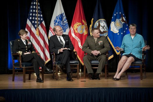 Defense Department LGBT Pride Event Panel