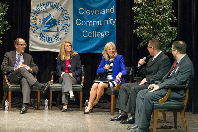 Report from the Road: Community Colleges Leveraging Partnerships for Economic Growth
