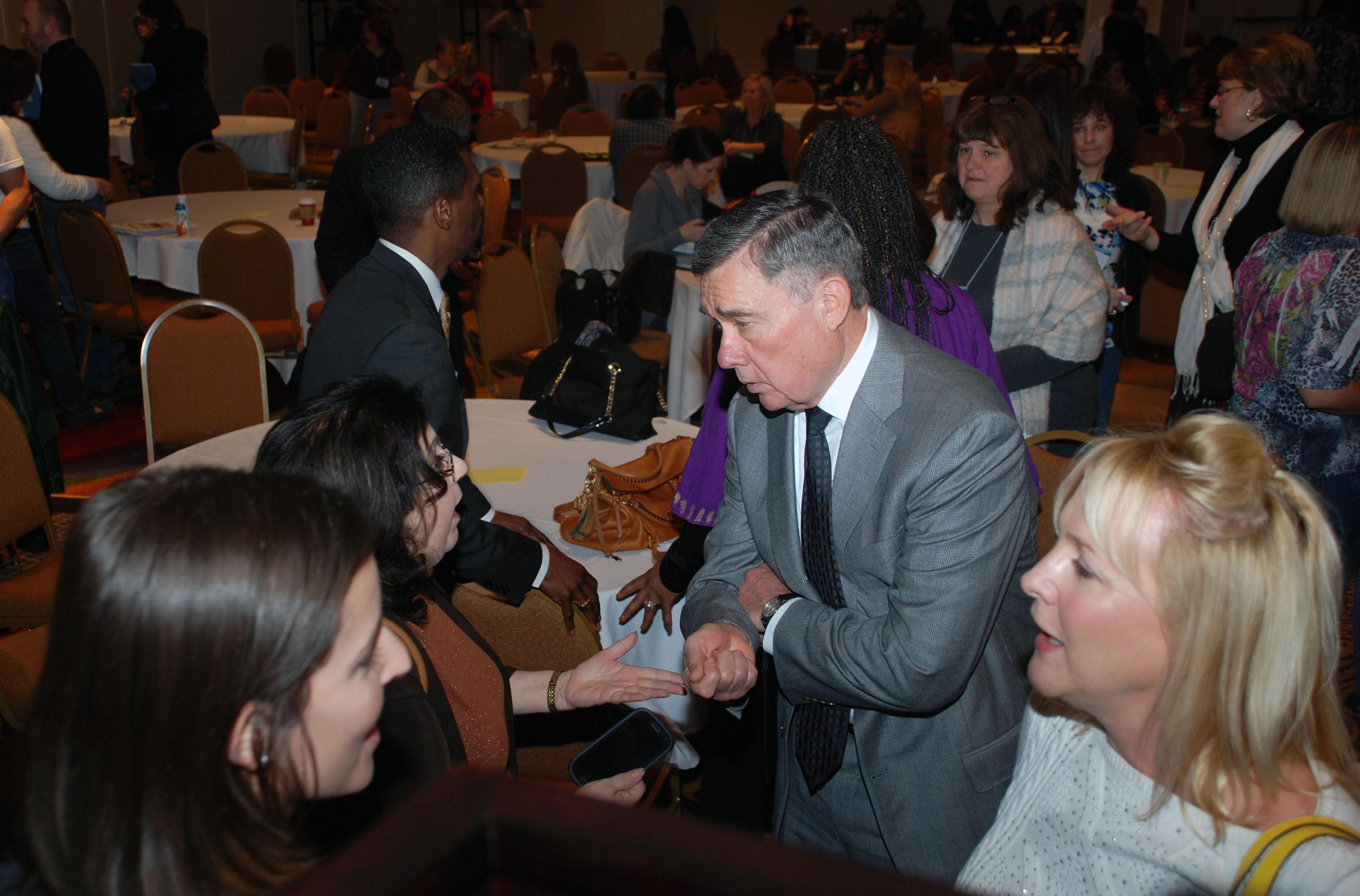 Director Kerlikowske Meets with Drug Free Communities Support Program New Grantees