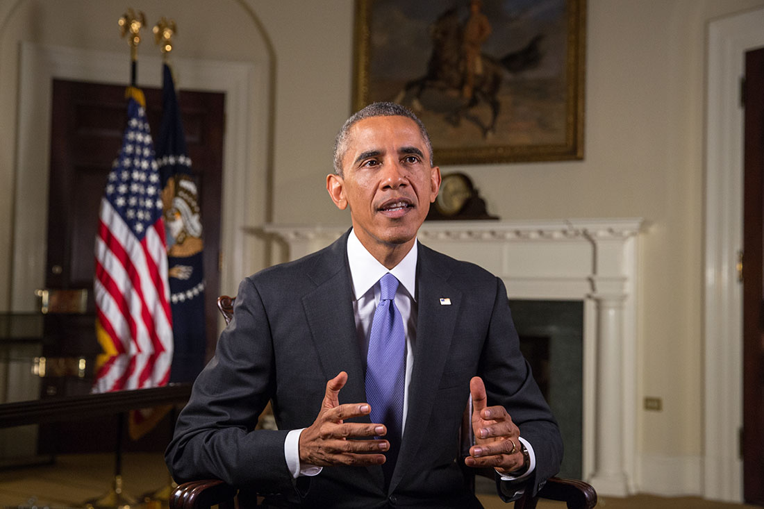 President Obama Delivers the Weekly Address on Ebola Response