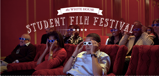 The First Ever White House Student Film Festival