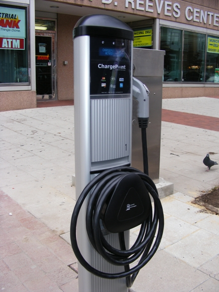 DC Charging Station