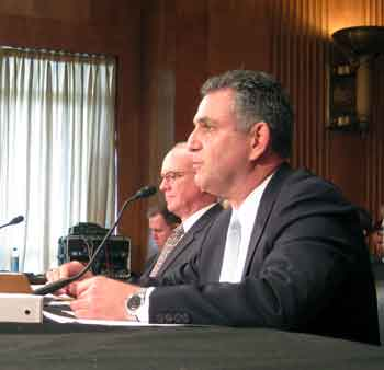 Francisco Sánchez testifies at the Senate Foreign Relations Subcommittee