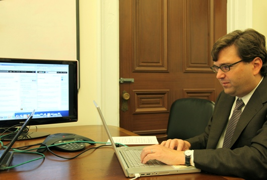 Jason Furman 9/15/2011 White House Office Hours