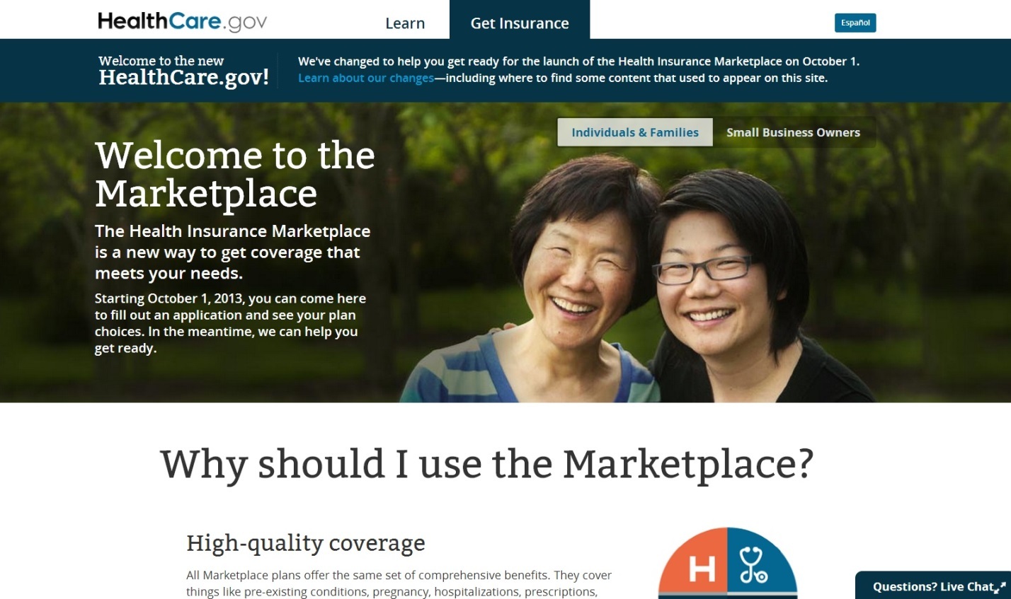 HealthCare.Gov Provides Tools to Help AAPIs Get Health Insurance