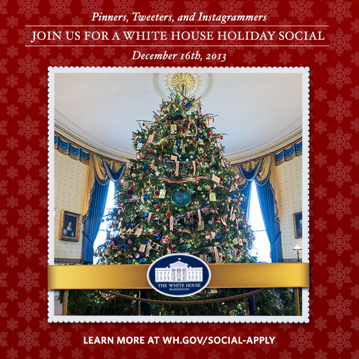 White House Holiday Social