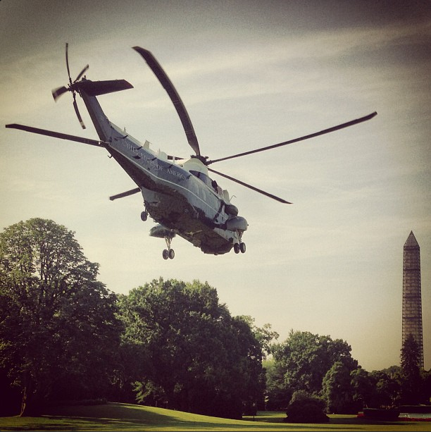 White House on Instagram