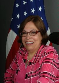 Judith Heumann is the Special Advisor for International Disability Rights in the Department of State