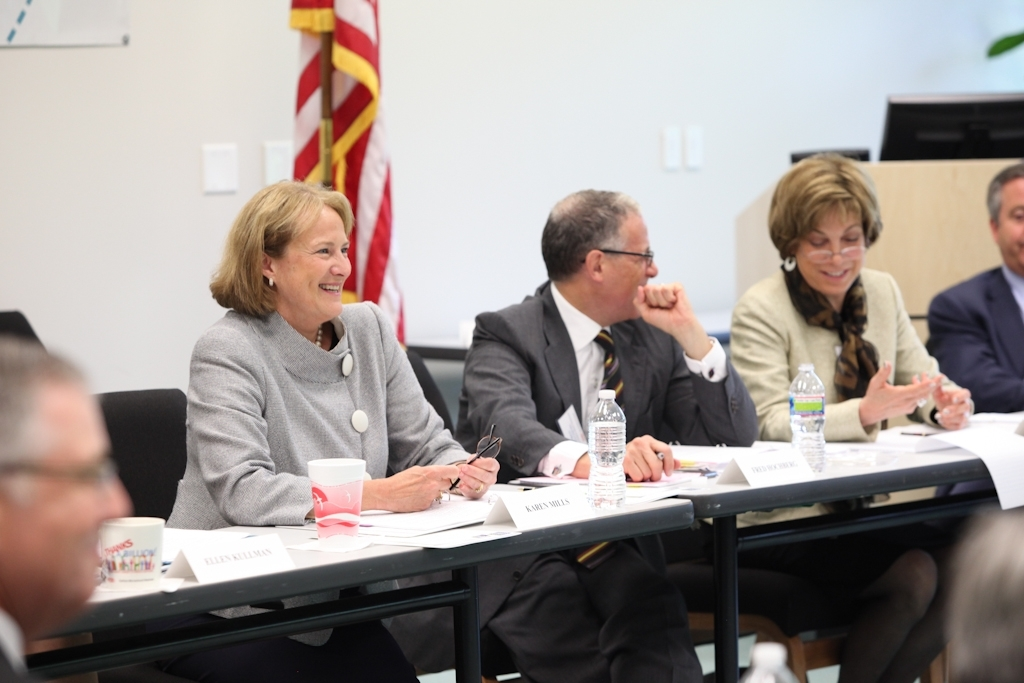 SBA Roundtable with Small Manufacturerers
