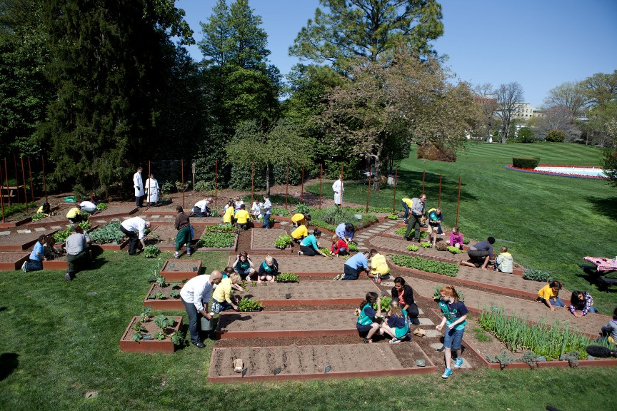All Right Let S Plant The Fourth Annual Wh Kitchen Garden Planting