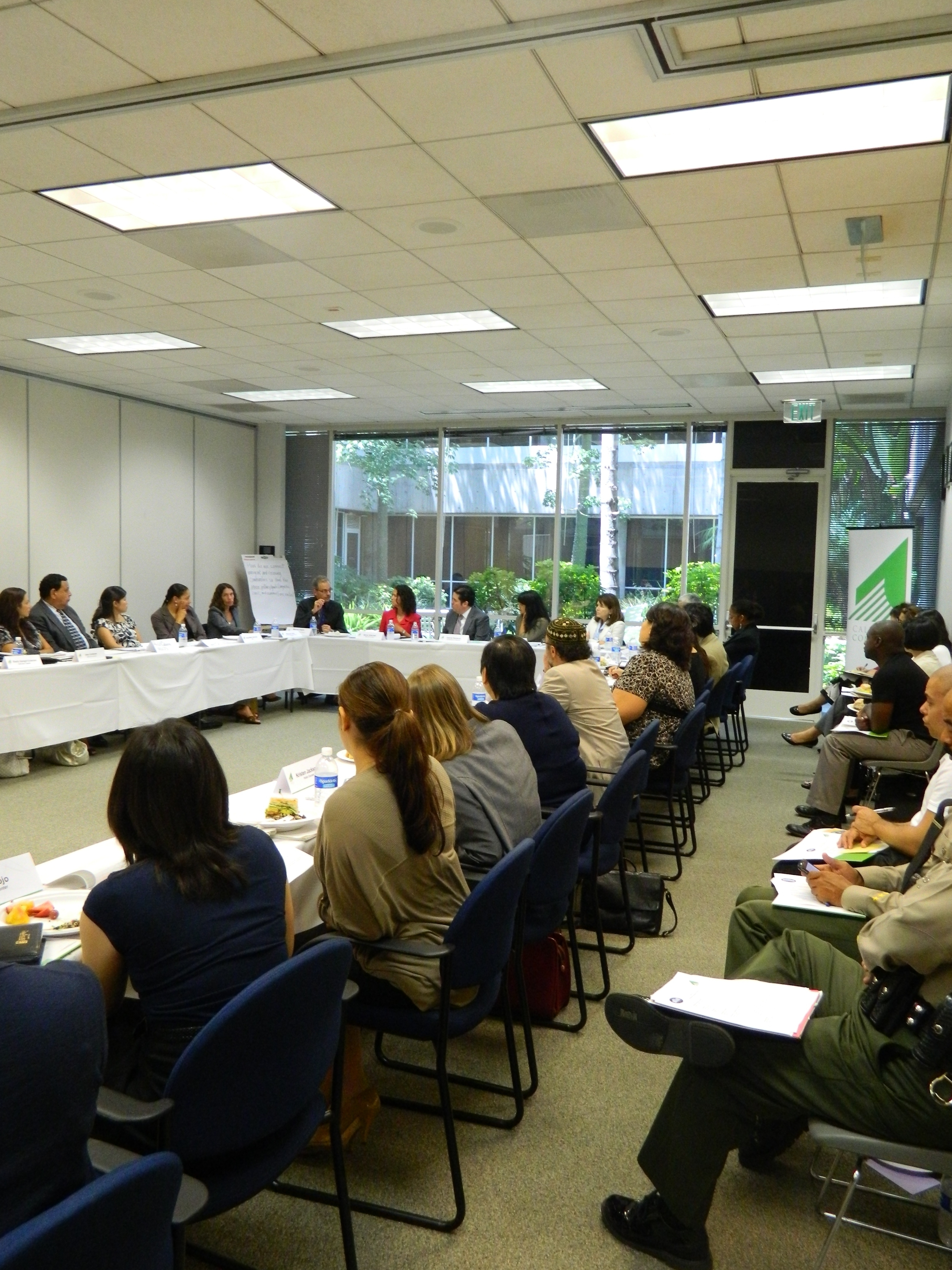 Los Angeles Roundtable on Immigrant Integration
