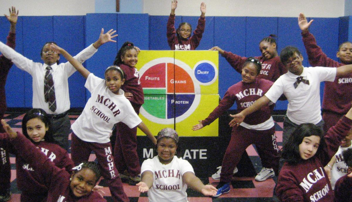 Students at Mt. Carmel-Holy Rosary Promote Healthy Living