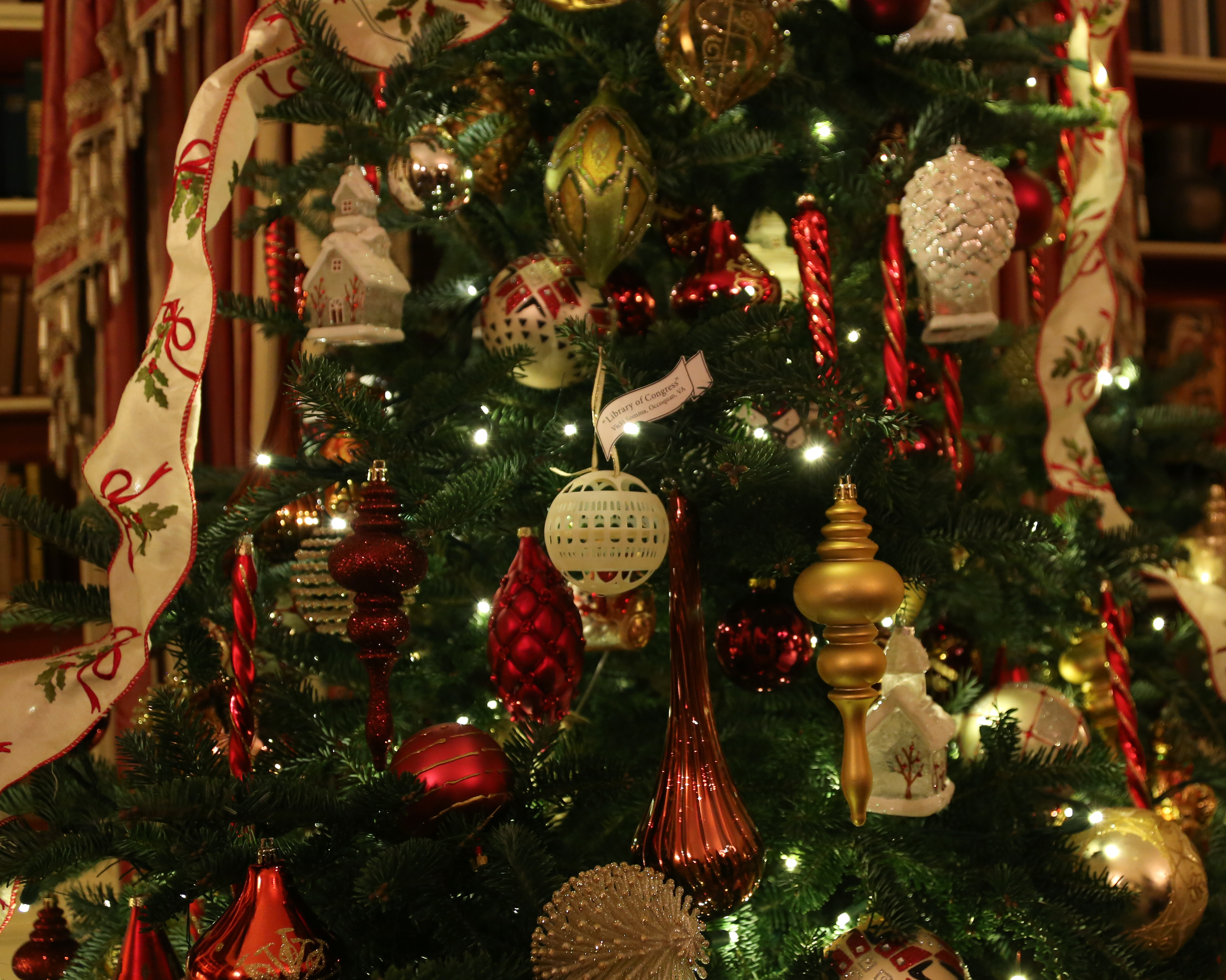 White house christmas ornaments by year - Created By Vicky Somma Occoquan Va