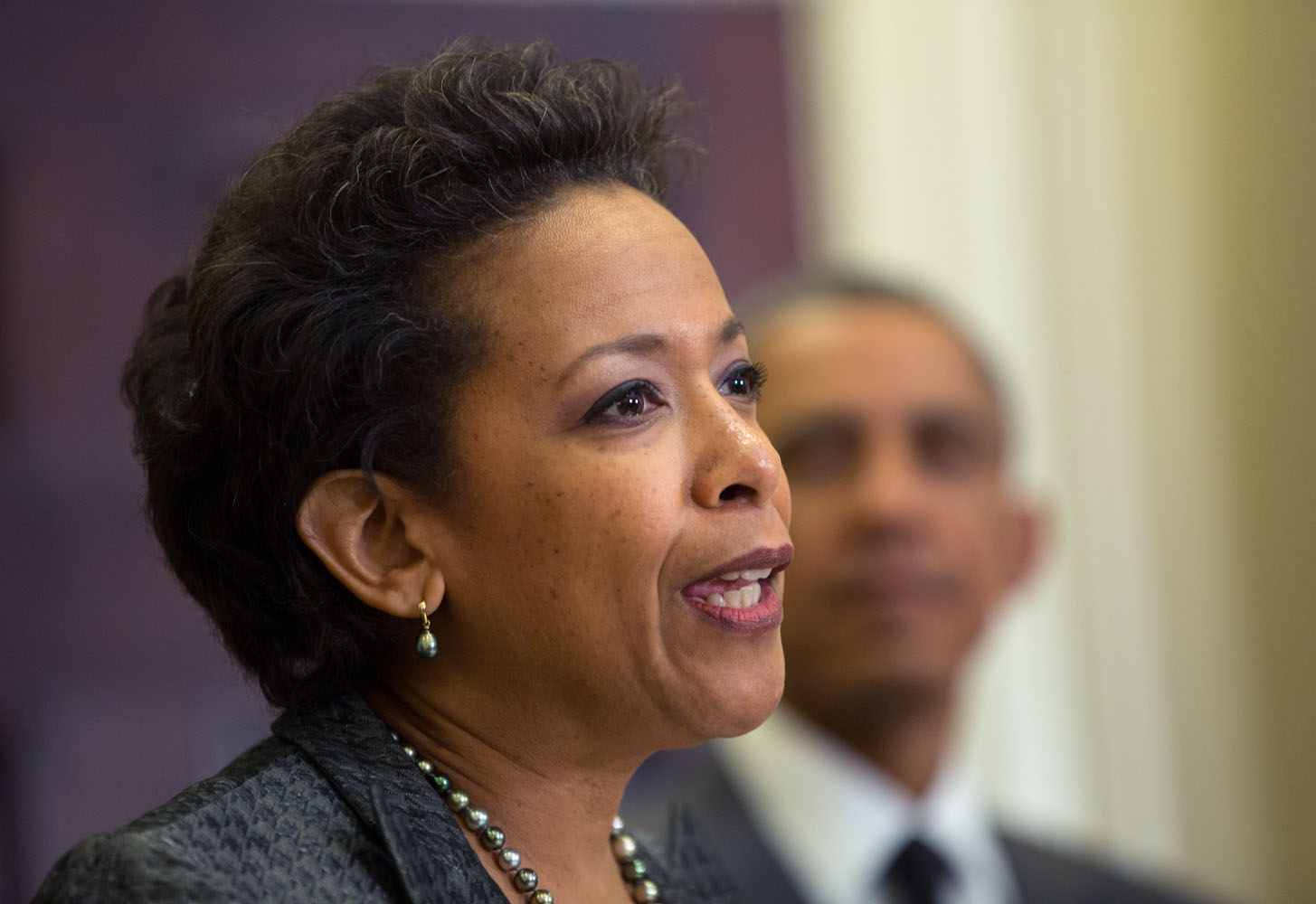 President Obama nominates Loretta Lynch Image 2
