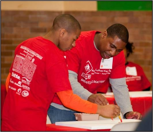 HandsOn Greater DC Cares Mentors