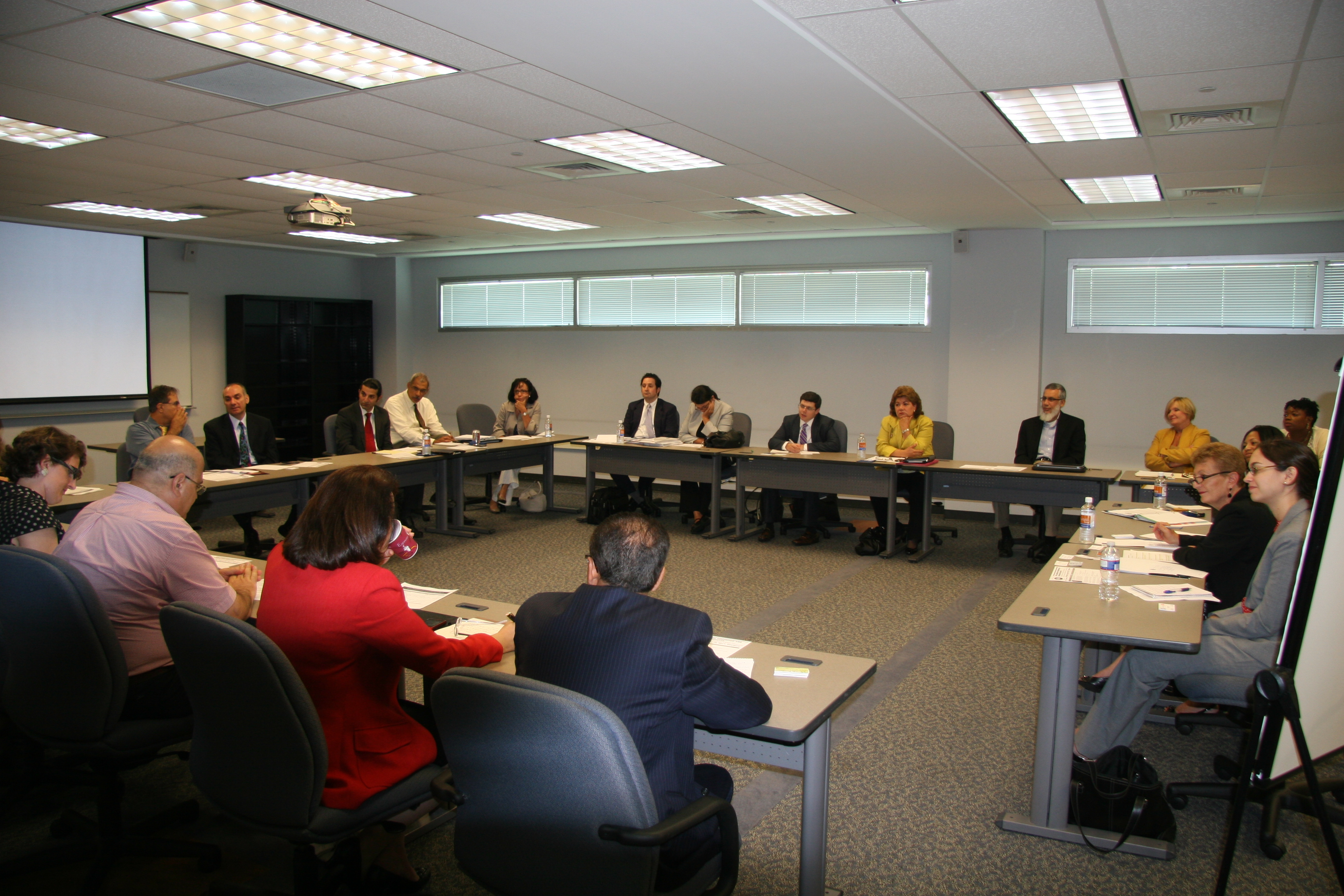 Immigrant Integration Roundtable in Dearborn, Michigan
