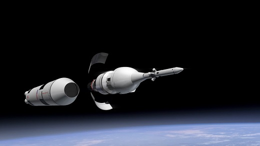 Orion's First Test Flight