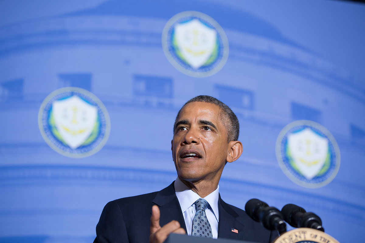 President Obama delivers remarks on protecting consumers and families in the digital age
