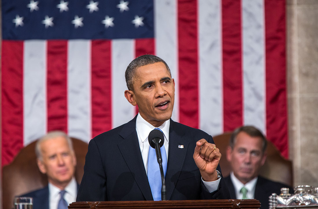 president obama's 2014 state of the It was the height of the arrogance of president obama on display during the 2014 state of the union addressto the thunderous applause of the members of his own party, the president.