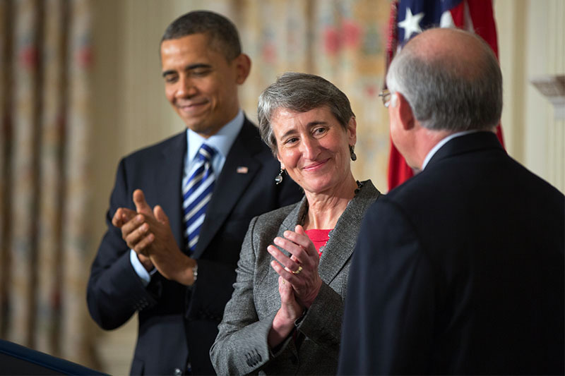 President Obama Nominates Sally Jewell for Secretary of the Interior