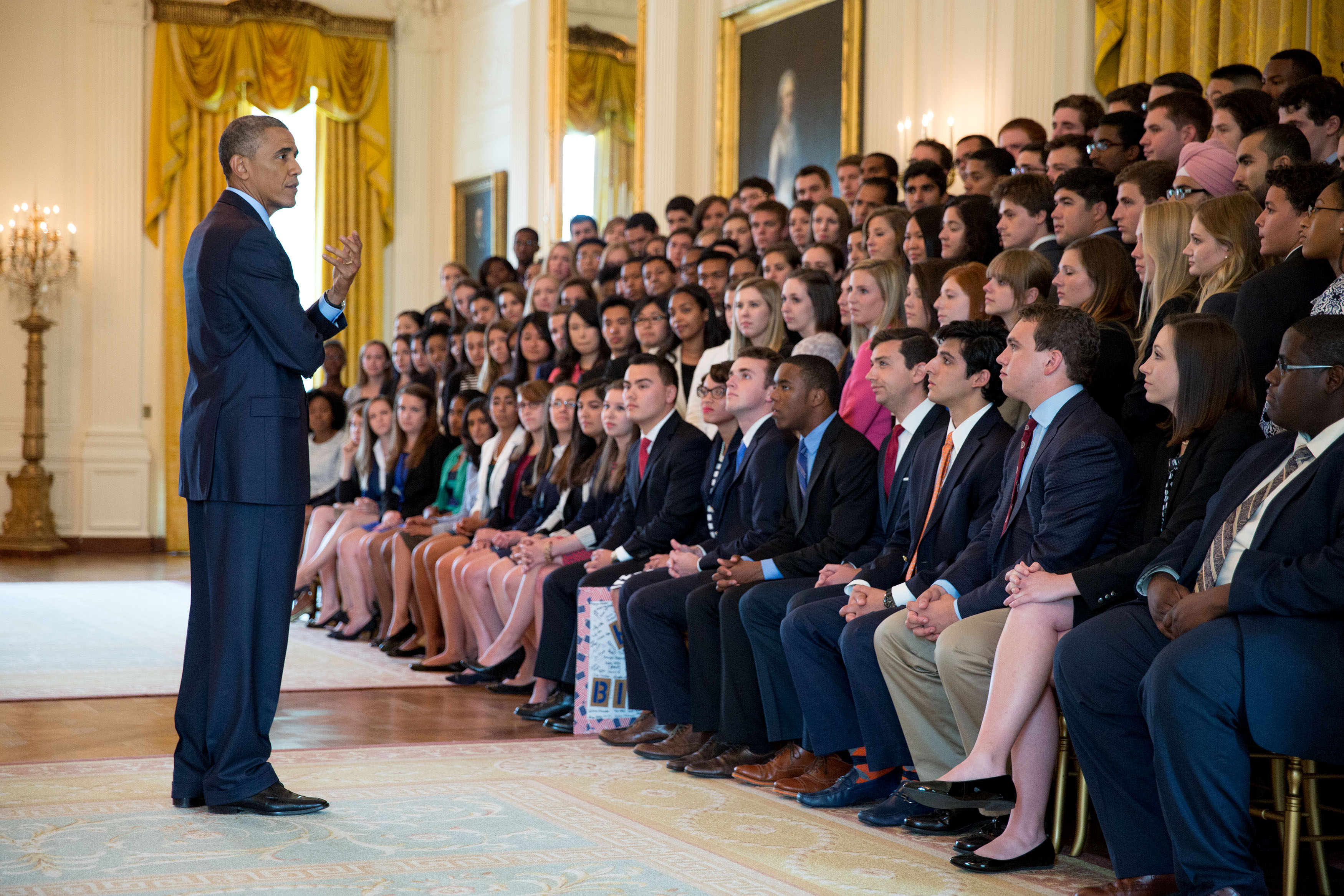 Looking Back on My White House Internship: | whitehouse.gov