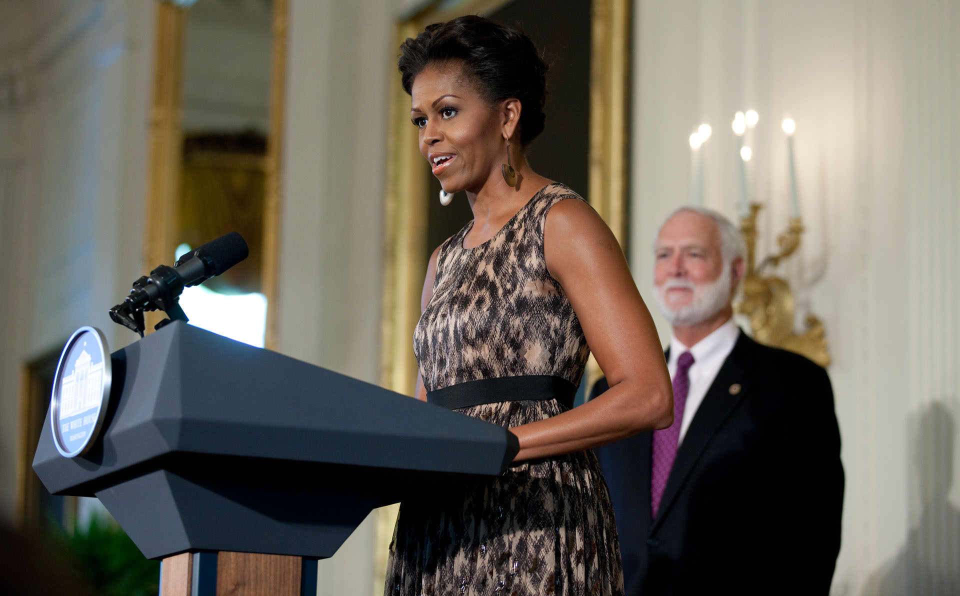 First Lady Michelle Obama Hosts the Cooper-Hewitt National Design Awards