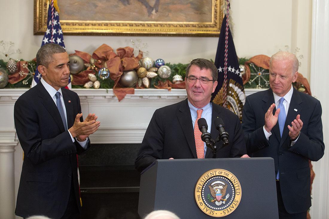 President Obama Nominates Ashton Carter as the Next Secretary of ...