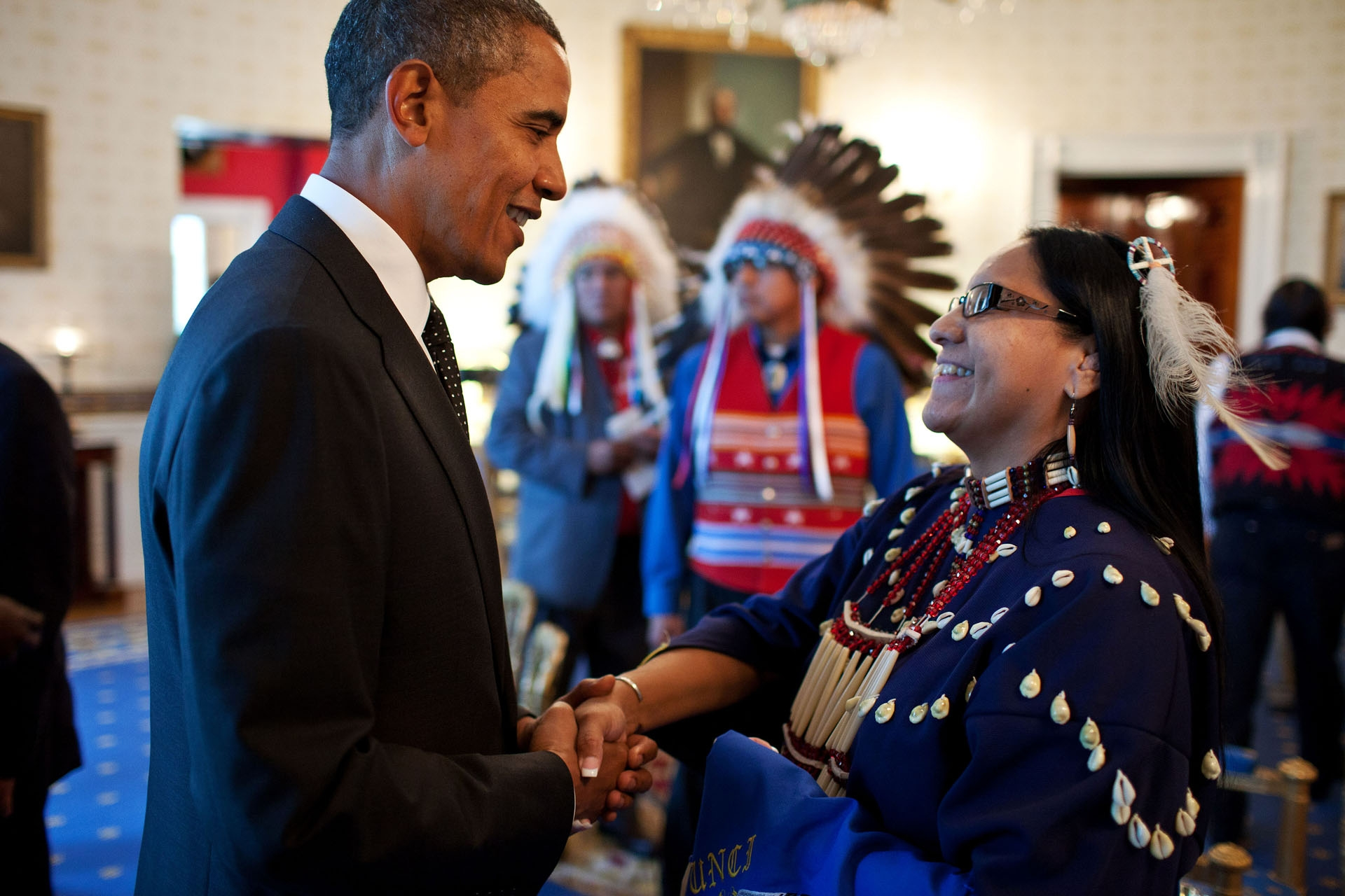 President Obama and the Native American Community