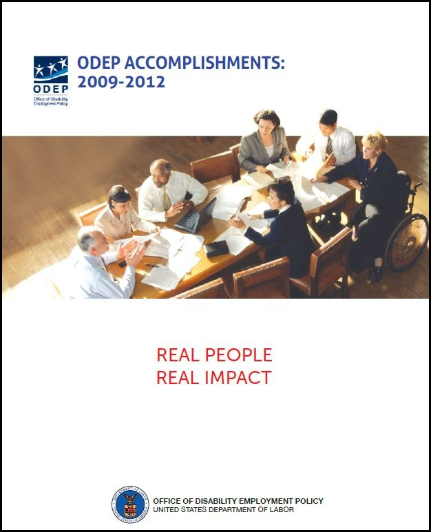 Real People, Real Impact: Report