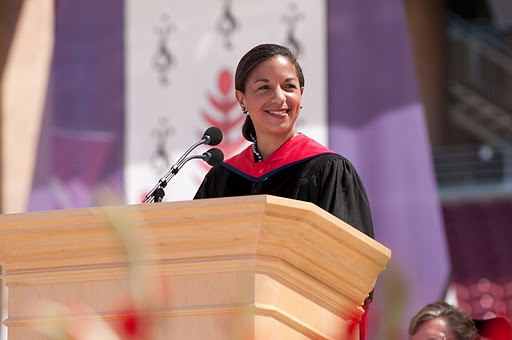Ambassador Susan Rice at Stanford