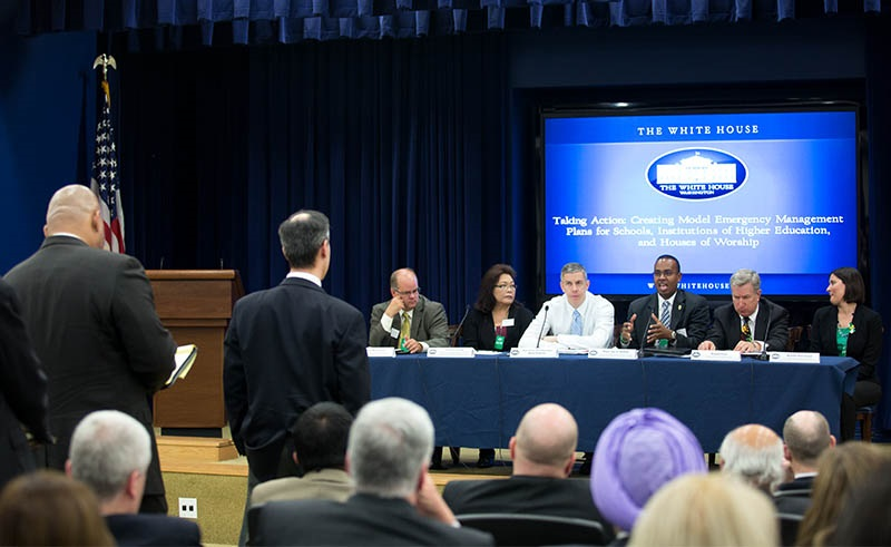 Secretary Duncan at High-Quality Emergency Management Event