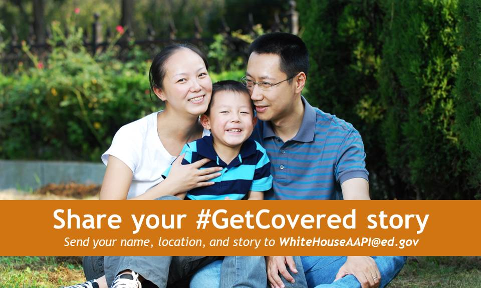Share your #GetCovered Story