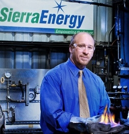 Michael Hart of Sierra Energy