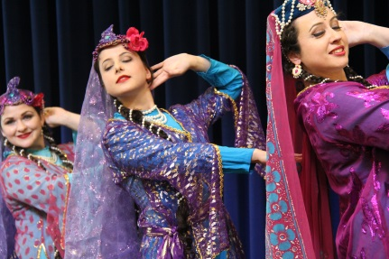 Silk Road Dance Company at Nowruz Celebration