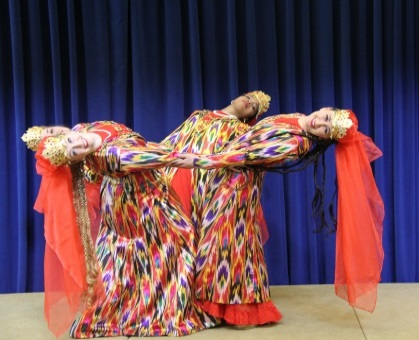 Silk Road Dance Company Dances at the White House Nowruz Celebration 2