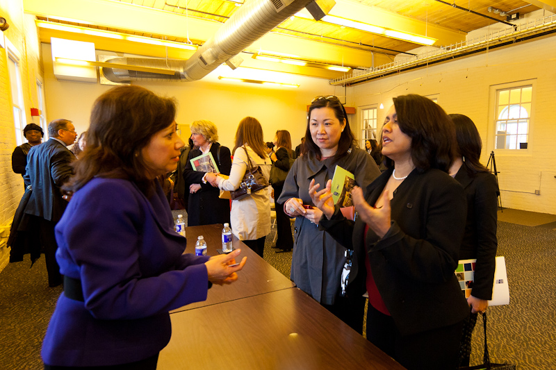 Labor Secretary Solis at Winning the Future Forum on Small Business