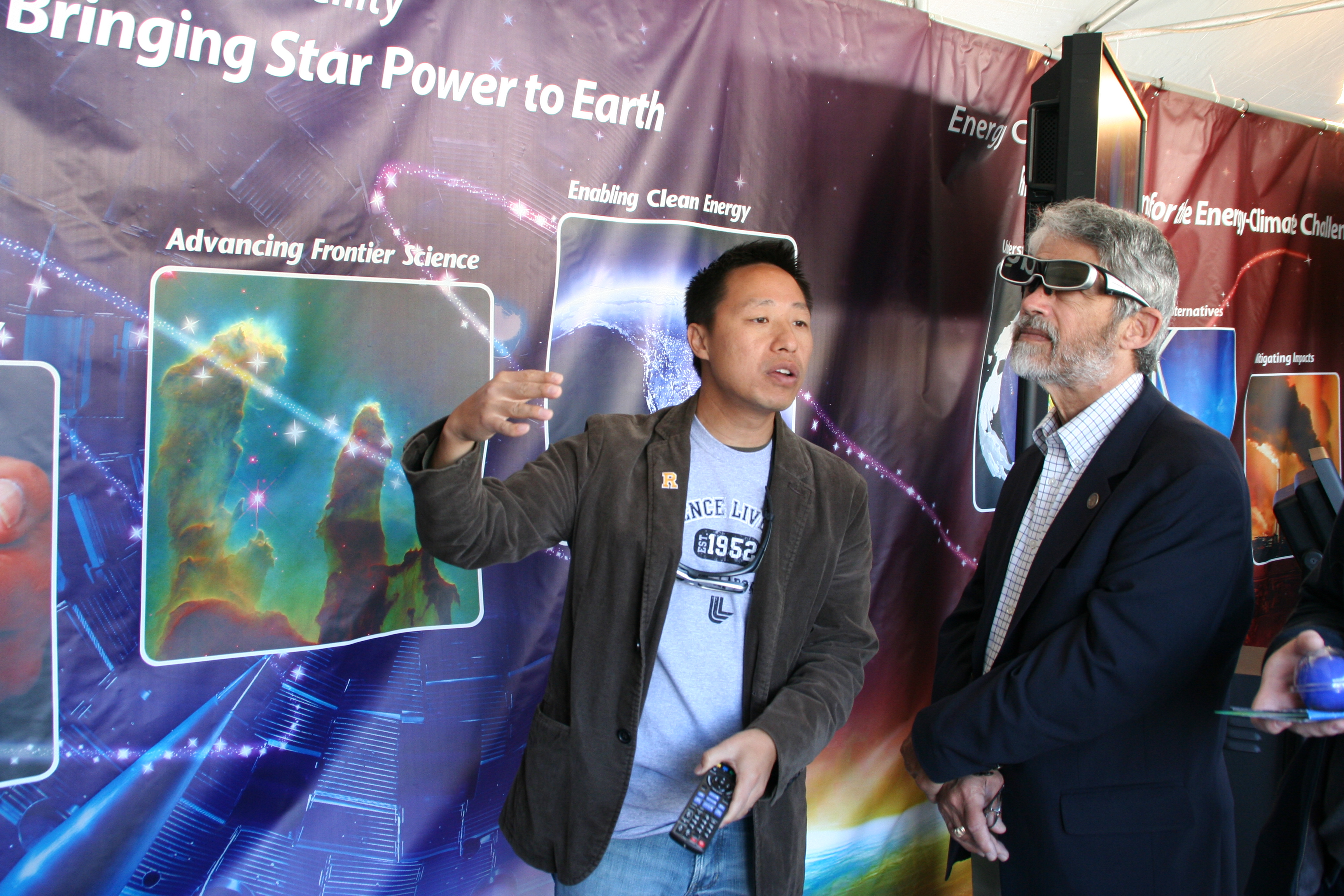 Dr. Holdren at USA Science and Engineering Festival 4