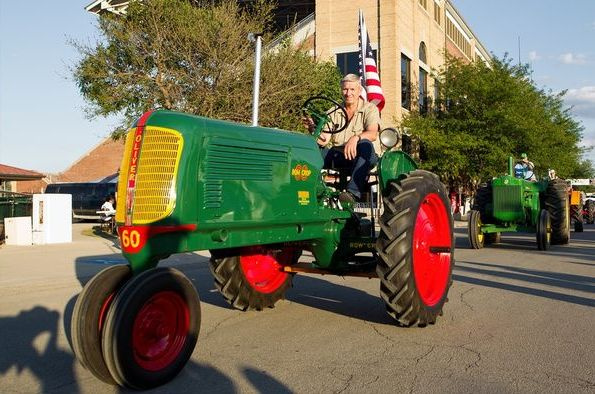 DOT State Fair Tractor